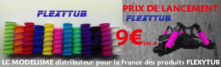FLEXYTUB pour amortisseurs FLEXITUB